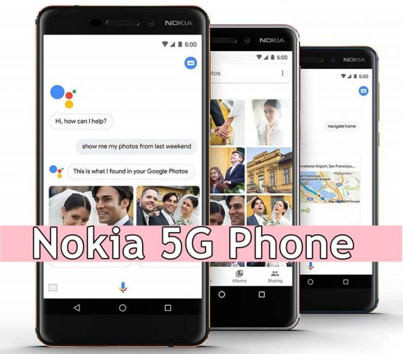 Nokia 5G Phone Release Date, Specs – Things you Should Know