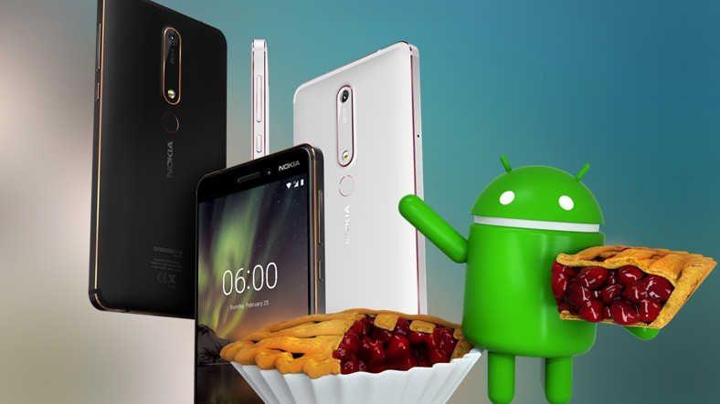 Nokia Android Pie update