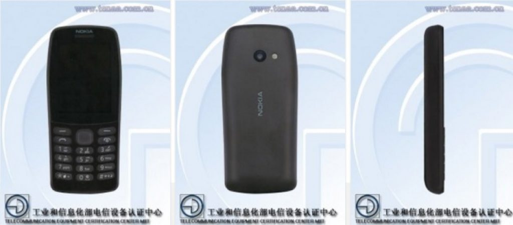 Nokia TA-1139 Spotted at TENAA – New Upcoming Nokia Feature Phone 4G
