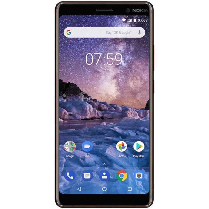 Nokia 7 Plus March Security updates