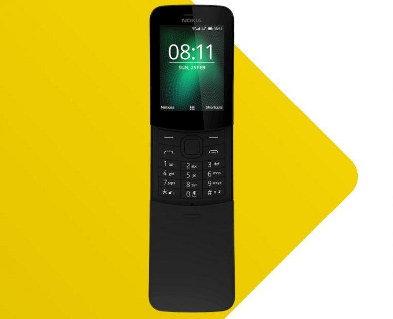Nokia 8110 4G WhatsApp support